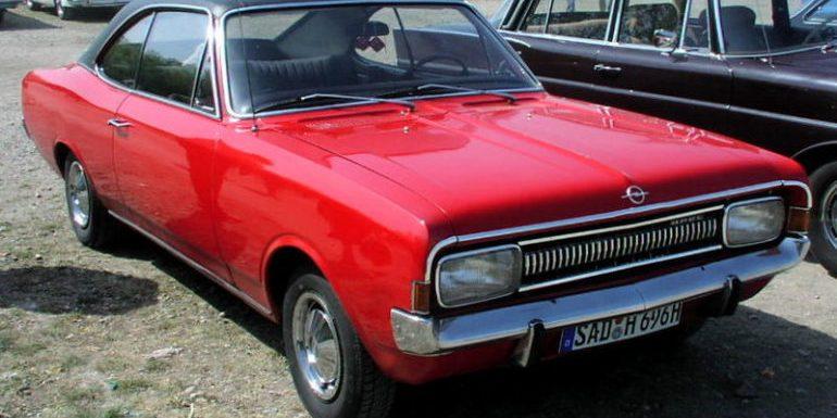 opel rođendan 50. Rođendan: Opel Commodore (1967.)   Autopress.hr opel rođendan